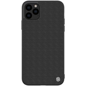 Pour iPhone 11 Pro Max NILLKIN, housse de protection en nylon fibre PC + TPU (noir) SN303A1103-20