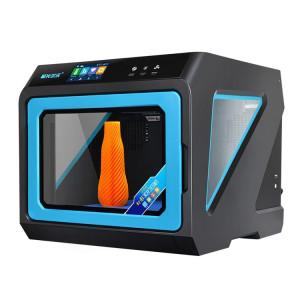 Plaque métallique de haute précision de bureau JGAURORA A7 + cadre de moulage haute injection Imprimante 3D physique tridimensionnelle (noir) SH054B1502-20