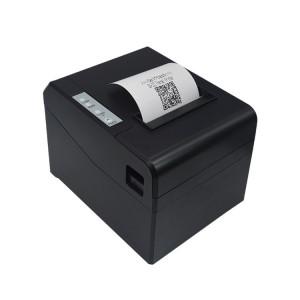 Imprimante de reçu de ligne thermique résistant à l'eau et à l'huile POS-8330 (noir) SH44011810-20