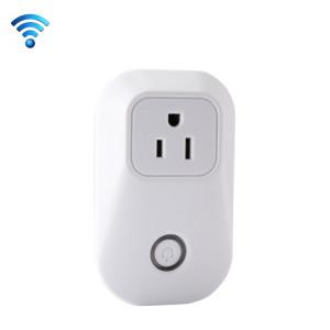 Sonoff S20 WiFi Smart Plug Power Socket Interrupteur Minuterie Télécommande Sans Fil, Compatible avec Alexa et Google Home, Support iOS et Android, Prise US SS0002924-20