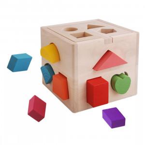 Multifonctionnel Educatif 13 Trous Intelligence Box SH00071195-20