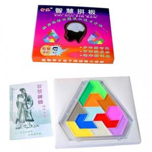 Maquillage de sagesse de jouet de puzzle d'enfants, taille: 19 * 17cm SH0081292-20