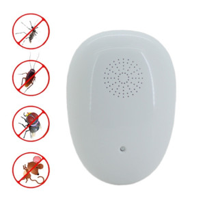 Insectes anti insectes nuisibles AC 90-250V antiparasitaires répulsif ultrasonique anti-moustique, US Plug SH03191588-20