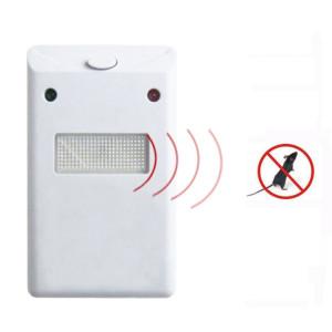 220V antiparasitaire repoussant l'aide électronique rat souris répulsif anti répulsif, prise de l'UE (blanc) S2662W882-20