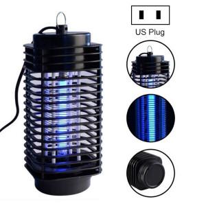 3W micro-ondes insecte tueur électrique moustique mouche insectes contrôle des insectes avec piège lampe, AC 110V, US Plug (noir) S3766B93-20