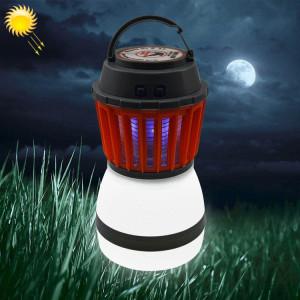 IP67 imperméabilisent la lampe de nuit extérieure de tueur de moustique de LED insectes de voyage extérieurs rechargeables mouche le tueur de parasite avec le panneau solaire SH1935799-20