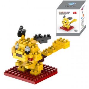 Écureuil Cartoon Lego Assemblé Enfants DIY Illumination Assemblé Blocs de Construction Éducatifs Intelligence Jouet SH65701626-20