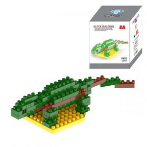 Lézard Cartoon Lego Assemblé Enfants DIY Lumières Assemblées Blocs de Construction Éducatifs Intelligence Jouet SH6577746-20