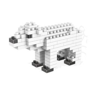 Jouets assemblés Lego de bloc de construction en particules de diamant en plastique avec motif de bande dessinée SH6721122-20