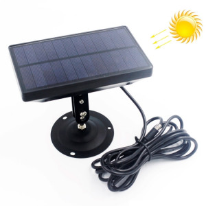 Batterie imperméable de chargeur de panneau solaire 1500mAh pour les appareils-photo de traînée de jeu de chasse SH4801764-20