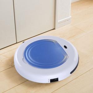 Robot de nettoyage à balayage domestique TOCOOL TC-300 Smart Aspirateur (Bleu) SH681L872-20