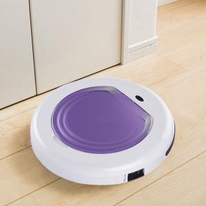Robot de nettoyage à balayage domestique TOCOOL TC-300 Smart pour aspirateur (violet) SH681P436-20