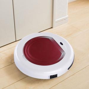 Robot de nettoyage à balayage domestique TOCOOL TC-300 Smart pour aspirateur (rouge) SH681R1738-20