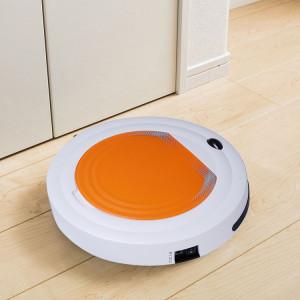 TOCOOL TC-350 Smart Robot Aspirateur de Ménage de Nettoyage Ménager avec Télécommande (Orange) SH683E218-20