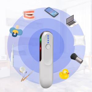 JRSS-X1 Stérilisateur portatif domestique portable Lampe germicide Désinfection UV Stick (Blanc) SH453W184-20