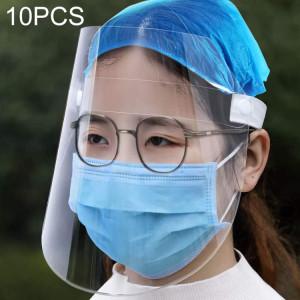 Masque transparent anti-éclaboussures anti-salive 10 pcs SH2055555-20