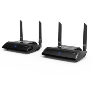 Récepteur sans fil HD 2.4G et 5G + Transmetteur Emetteur AV Emetteur distant IR Emetteur AV HDMI SH20981120-20