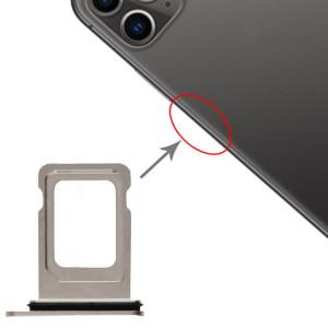 Plateau pour carte SIM + Plateau pour carte SIM pour iPhone 11 Pro Max / 11 Pro (Argent) SH019S1128-20