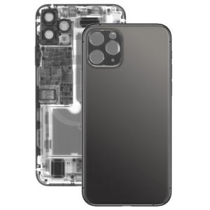 Cache arrière de la batterie en verre pour iPhone 11 Pro Max (noir) SH22BL1025-20