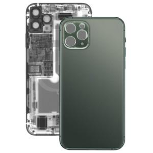 Cache arrière de la batterie en verre pour iPhone 11 Pro Max (vert) SH22GL1904-20