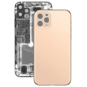 Cache arrière de la batterie en verre pour iPhone 11 Pro Max (or) SH22JL1434-20