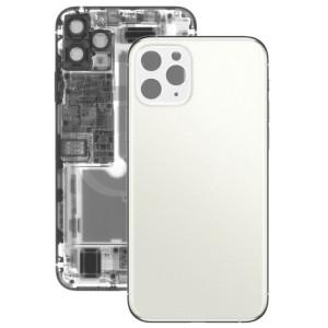 Cache arrière de la batterie en verre pour iPhone 11 Pro Max (blanc) SH22WL588-20