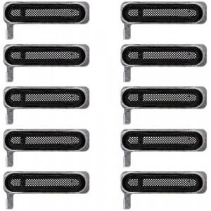 10 PCS Écouteur Récepteur Maille Couvre pour iPhone 11 Pro Max / 11 Pro SH00311606-20