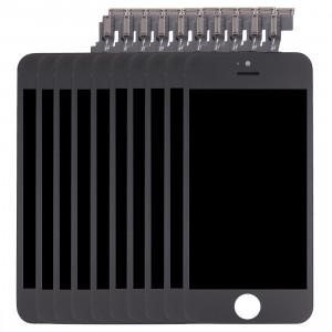10 PCS iPartsAcheter 3 en 1 pour iPhone 5C (LCD + Frame + Touch Pad) Digitizer Assemblée S1713T1906-20