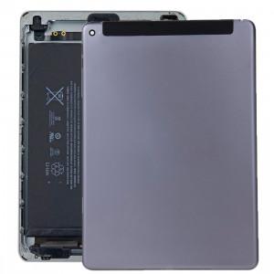 iPartsAcheter pour iPad Air 2 / iPad 6 (version 3G) couvercle du boîtier de la batterie (gris) SI01HL15-20