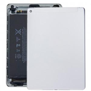 iPartsAcheter pour iPad Air 2 / iPad 6 (version WiFi) Couvercle du logement de la batterie (argent) SI02SL695-20