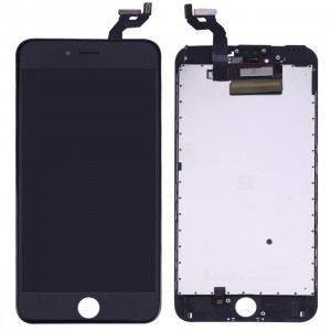 iPartsBuy 3 en 1 pour iPhone 6s Plus (LCD + Frame + Touch Pad) Assembleur de numériseur (Noir) SI014B463-20