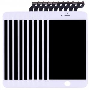 10 PCS iPartsAcheter 3 en 1 pour iPhone 6s Plus (LCD + Frame + Touch Pad) Assemblage de numériseur (Blanc) S115WT1493-20