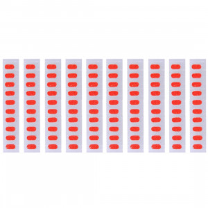 100 PCS iPartsBuy pour l'autocollant imperméable à l'eau d'induction de carte mère d'iPhone 6s plus S17405596-20