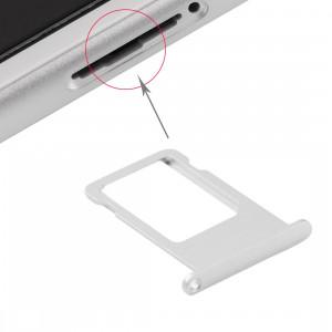 iPartsBuy pour le plateau de carte d'iPhone 6s (argent) SI650S59-20