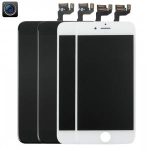 2 PCS Noir + 2 PCS Blanc iPartsAcheter 4 en 1 pour iPhone 6s (caméra frontale + LCD + cadre + pavé tactile) Assemblage de numériseur S214FF1381-20