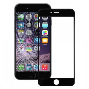 iPartsAcheter pour l'écran avant de l'iPhone 7 en verre extérieur (noir) SI050B1193-20