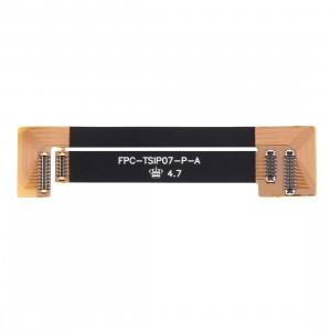 iPartsAcheter pour iPhone 7 LCD Display Digitizer Test d'extension de l'écran tactile câble Flex SI02951806-20