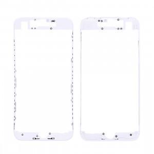 iPartsAcheter pour iPhone 7 avant cadre de lunette de l'écran LCD (blanc) SI660W1525-20