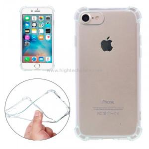 Pour iPhone 8 et 7 Housse de protection en TPU anti-chocs (Vert) SP101G7-20