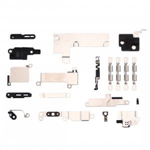 iPartsBuy 19 en 1 pour iPhone 7 accessoires de réparation intérieure partie en métal ensemble SI1531878-20