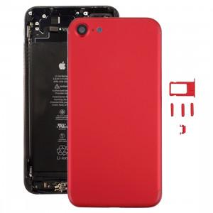 iPartsAcheter 6 en 1 pour iPhone 7 (couverture arrière (avec objectif de la caméra) + plateau de carte + touche de contrôle du volume + bouton d'alimentation + interrupteur de sourdine Vibrateur clé + signe) SI80RL259-20