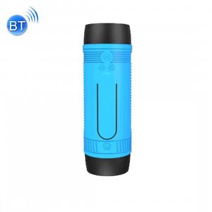 ZEALOT S1 Bluetooth 4.0 sans fil câblé haut-parleur subwoofer récepteur audio avec batterie 4000mAh, carte de soutien 32Go, pour iPhone, Galaxy, Sony, Lenovo, HTC, Huawei, Google, LG, Xiaomi, autres smartphones (bleu) SZ000L1094-20