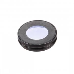 iPartsBuy pour l'arrière de l'objectif de la caméra arrière de l'iPhone 7 (noir) SI127B1453-20