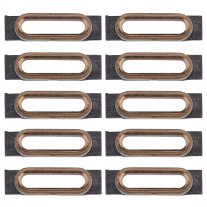 10 PCS iPartsAcheter pour les supports de fixation du port de recharge de l'iPhone 7 (or) S1720J920-20