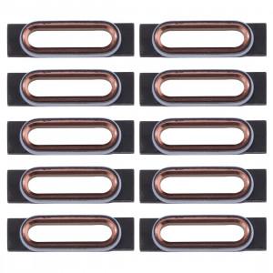 10 PCS iPartsAcheter pour les supports de fixation du port de recharge de l'iPhone 7 (or rose) S120RG1844-20