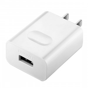 Huawei Portable 5V 2A Chargeur de Port USB Simple, 100-240 V Large Tension, US Plug, Pour iPad, iPhone, Galaxy, Huawei, Xiaomi, LG, HTC et autres téléphones intelligents, Périphériques rechargeables (Blanc) SH957W1342-20
