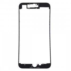 iPartsAcheter pour iPhone 7 Plus Cadre Avant Cadre LCD (Noir) SI660B537-20