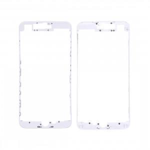iPartsAcheter pour iPhone 7 Plus Cadre avant de l'écran LCD (blanc) SI660W869-20