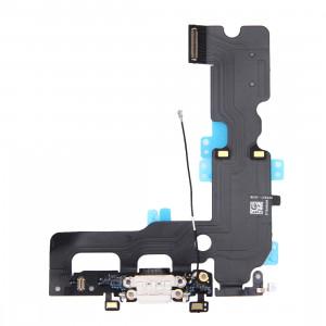 iPartsBuy pour iPhone 7 Plus Câble de Port de Charge (Blanc) SI580W349-20