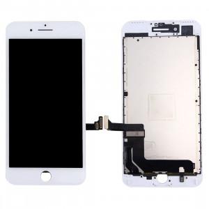 iPartsBuy pour iPhone 7 Plus écran LCD + écran tactile Digitizer Assemblée (Blanc) SI132W501-20